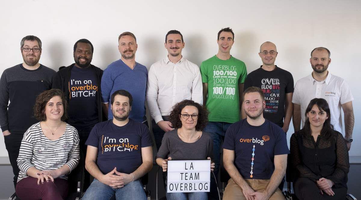 La Team Overblog