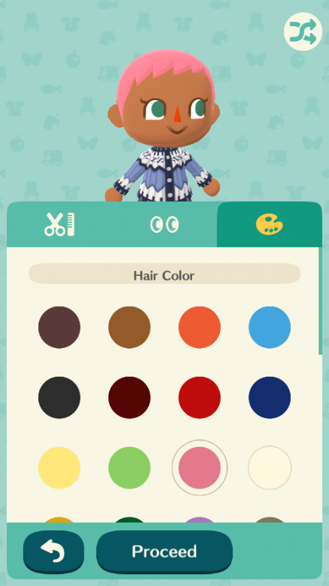 personnage  Animal Crossing Pocket Camp