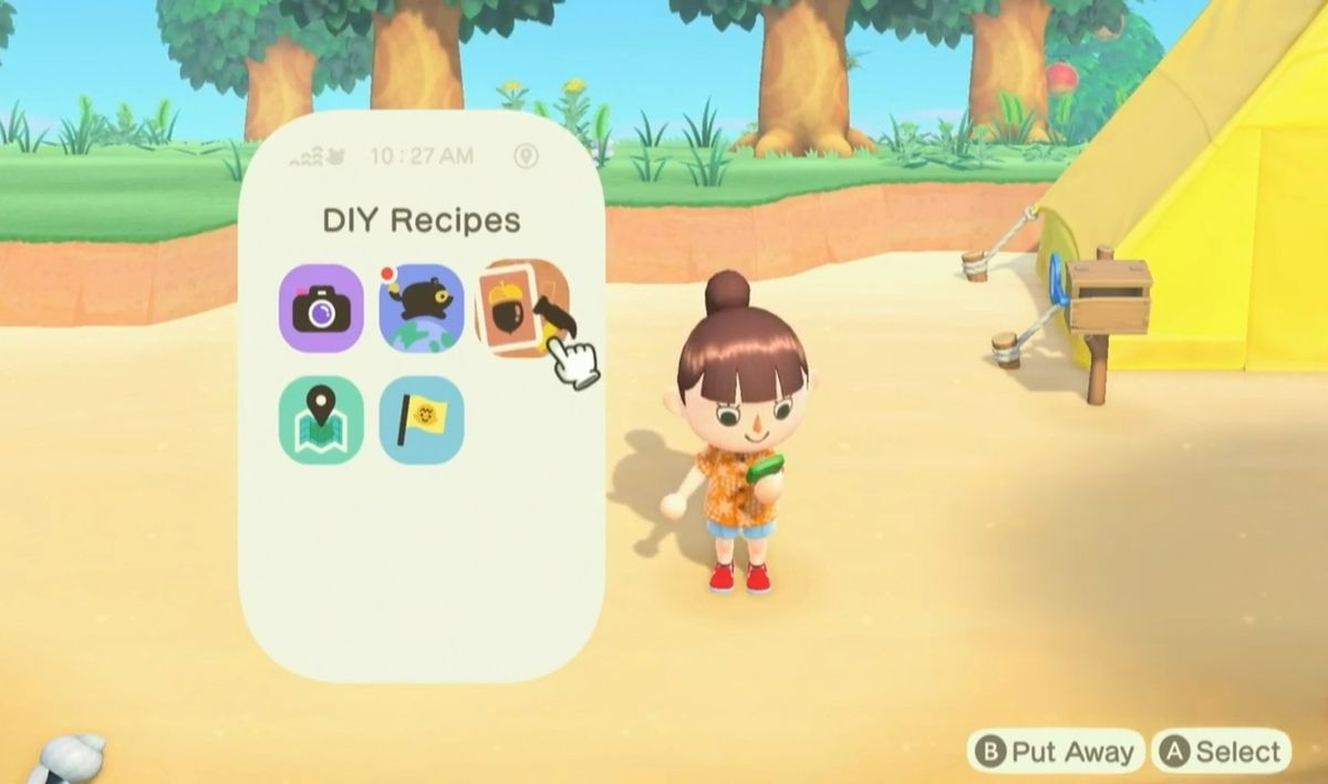 Animal Crossing New Horizons trailer infos