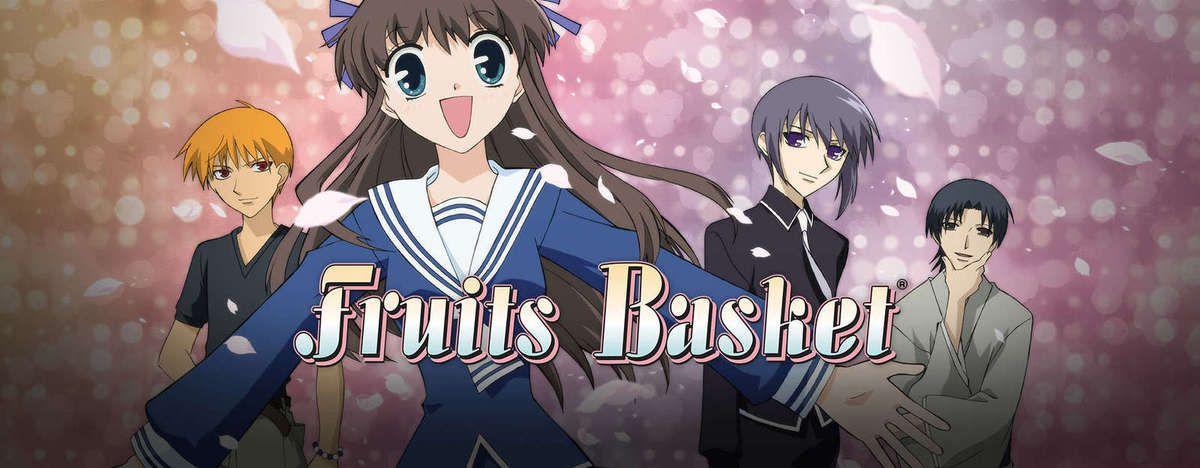 Manga Anime Fruits Basket Shojo