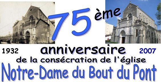 75 ans de NDBP