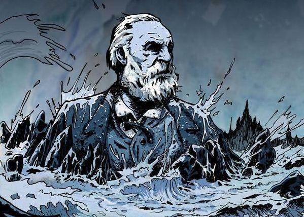 Victor Hugo et la mer