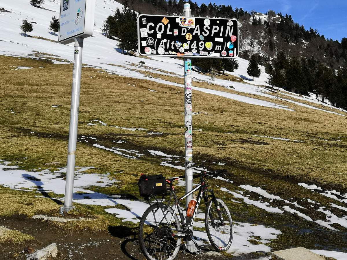 COL D ASPIN