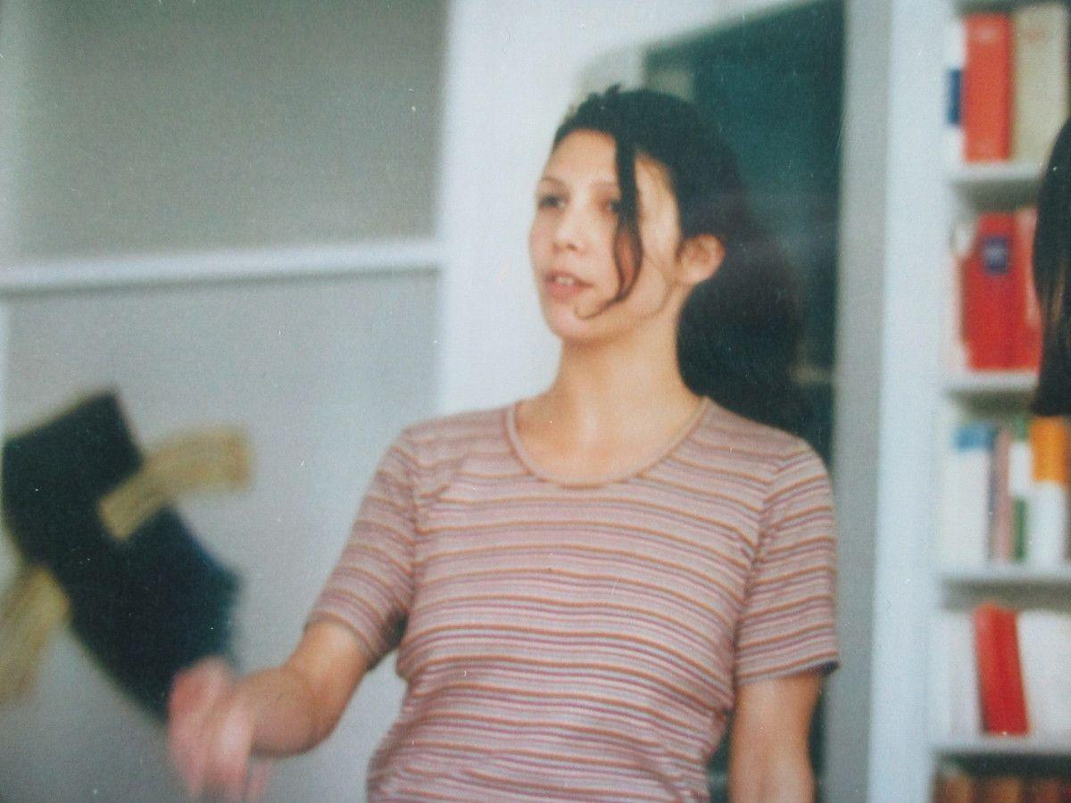 Azubi in RA-Kanzlei in Heidelberg, 1996 oder 1997