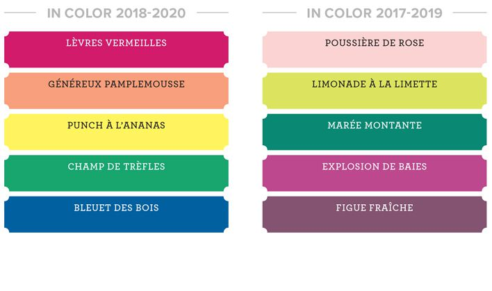 Couleurs In Color