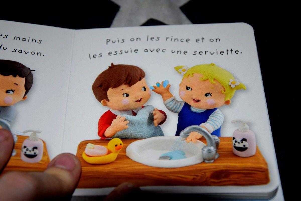 livre enfant b 233 b 233 se lave aux editions fleurus les gazouillis de nathalie