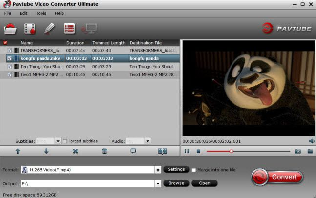 2 Ways for TS to MP4 Conversion on Mac/Windows - File