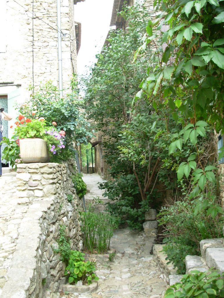 Ardèche - Saint Montan
