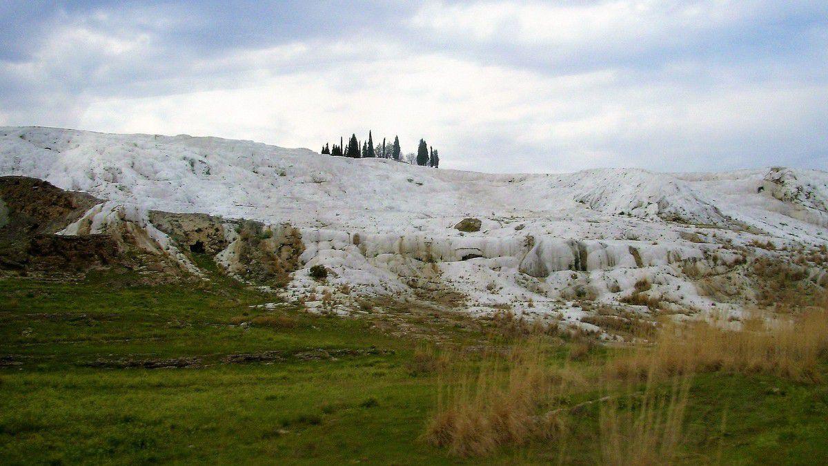 Turquie Pamukkalé - Hiérapolis