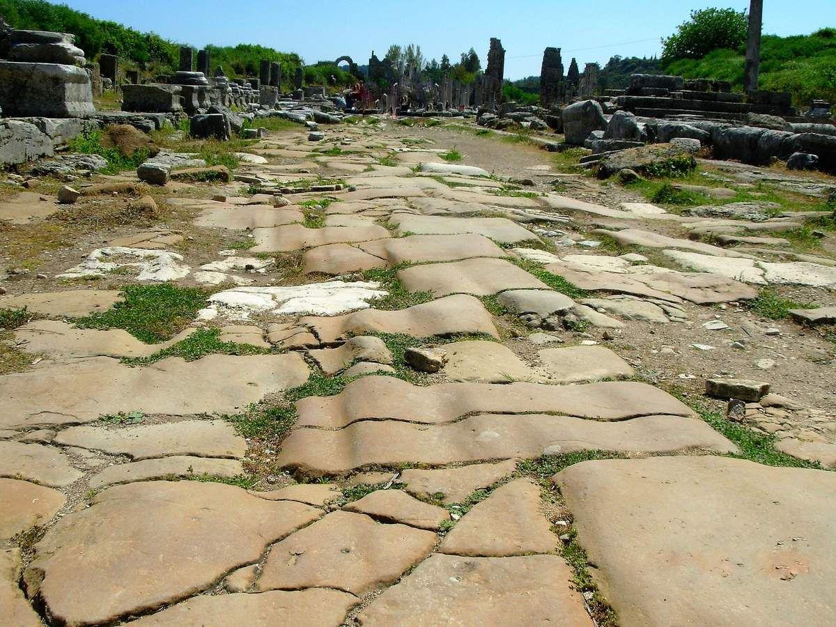 Turquie - La cité antique de Perge
