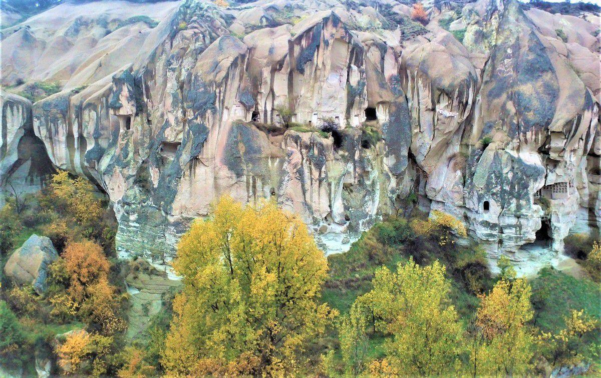 Turquie : La Cappadoce