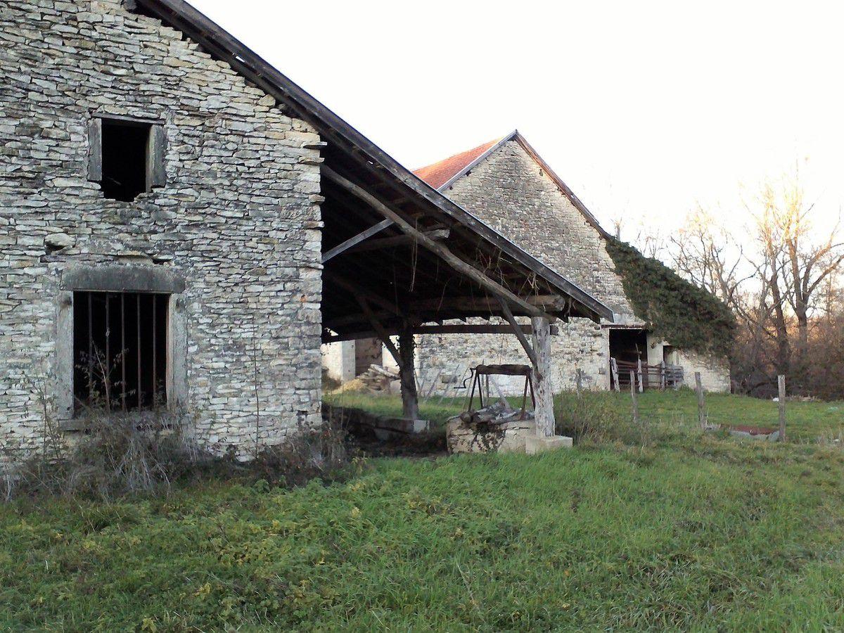 Isère - Le Four et La Ferme Dauphinoise