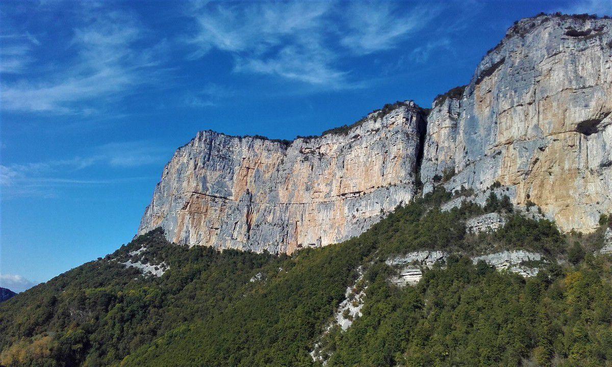 Isère Choranche en Vercor