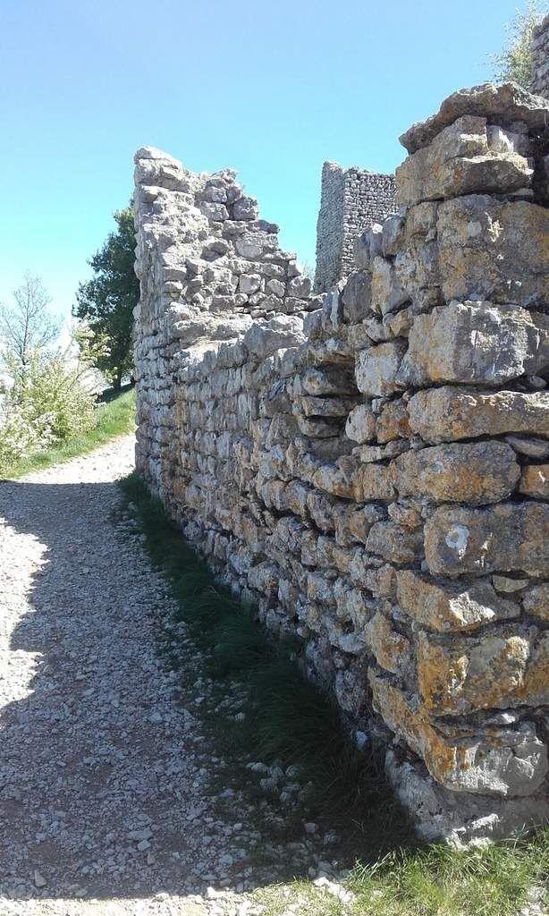Ardèche - Château de Crussol