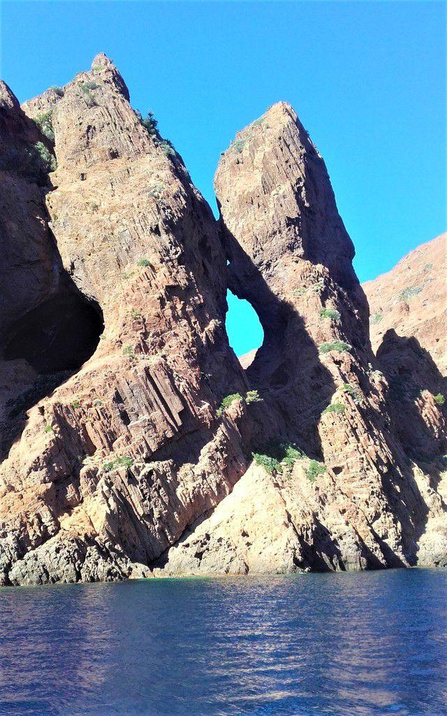 La Corse du Sud - Calanques de Piana - Réserve de Scandola - Villages (4/4)