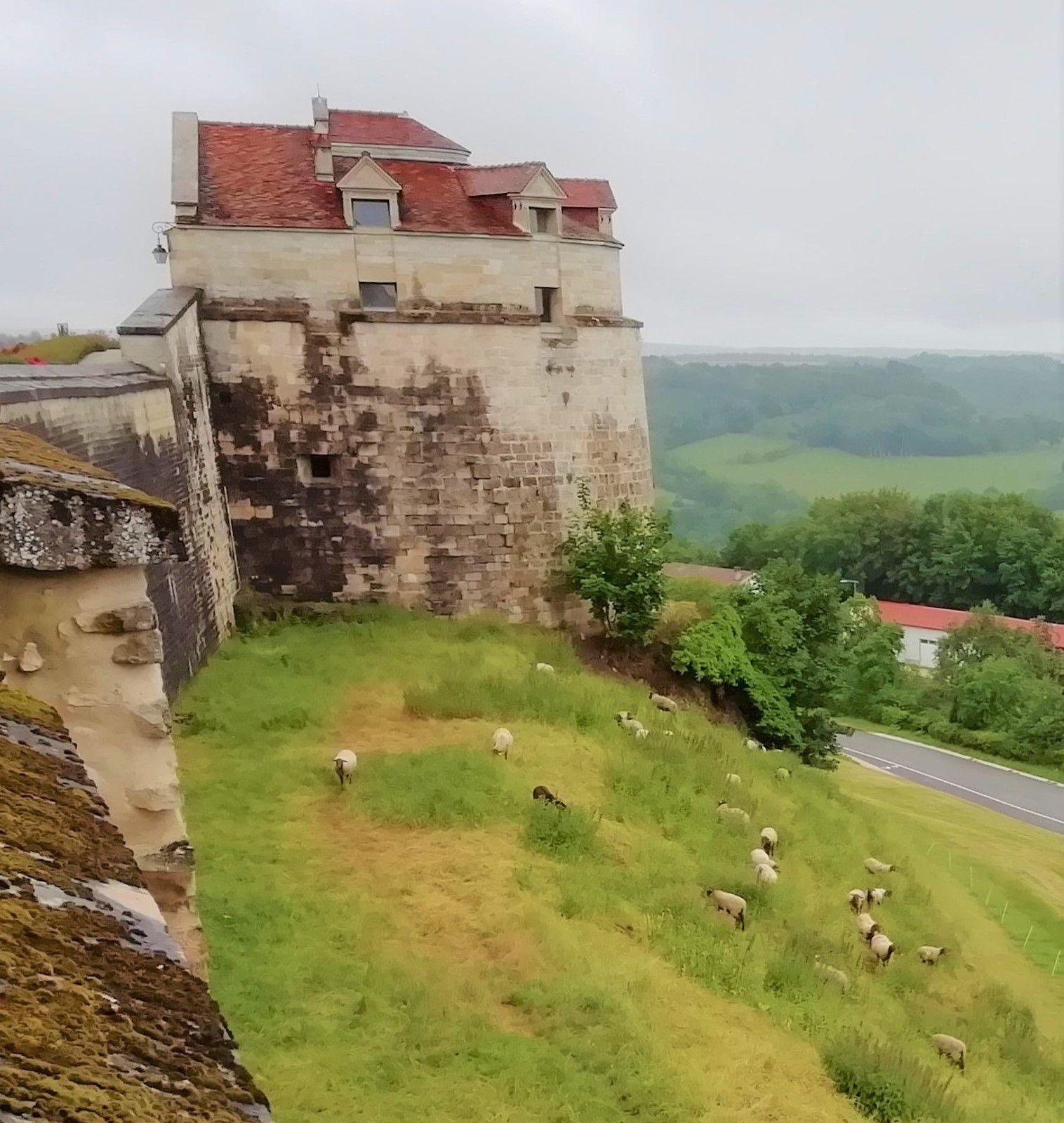 Haute Marne - LANGRES et ses Remparts