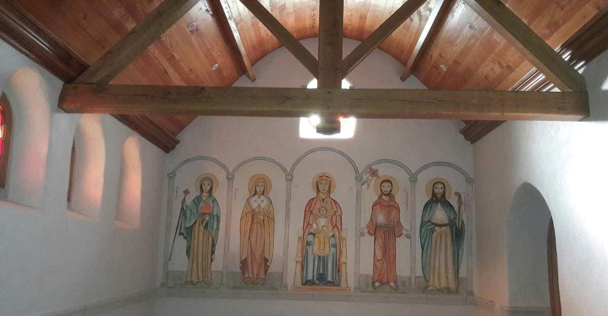 Des saints