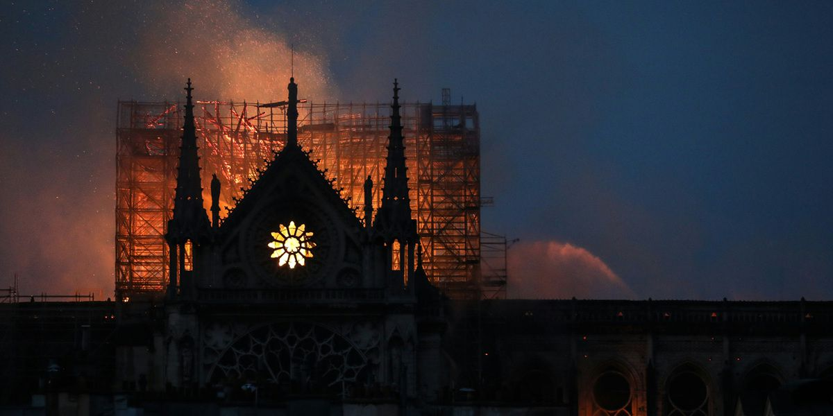 Ô Notre Dame