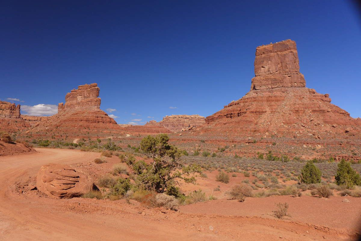 New York, Capitol reef , Glen canyon, Valley of the gods, Gooseneek SP, Mexican hat, Monument valley,Antelope canyon , Lake Powell, Organ pipe cactus NP et Phoenix
