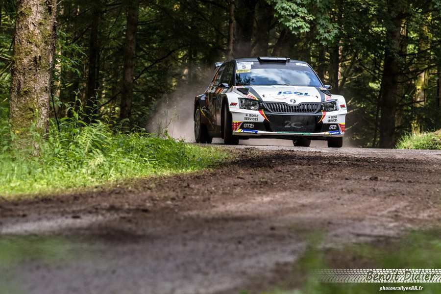 Calendrier des rallyes 2020 Ligue Grand Est   RALLYE PASSION FRANCE