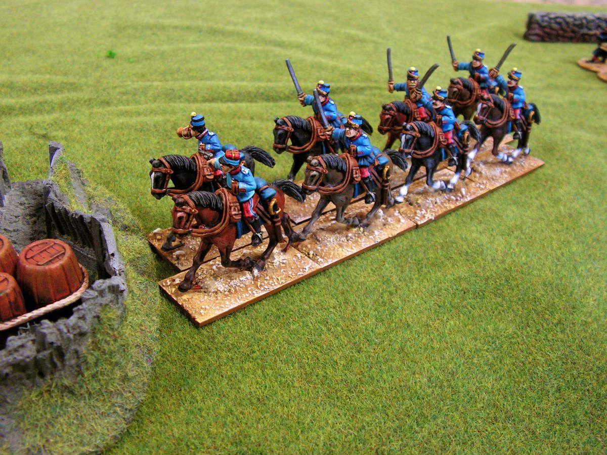 Belle cavalerie .