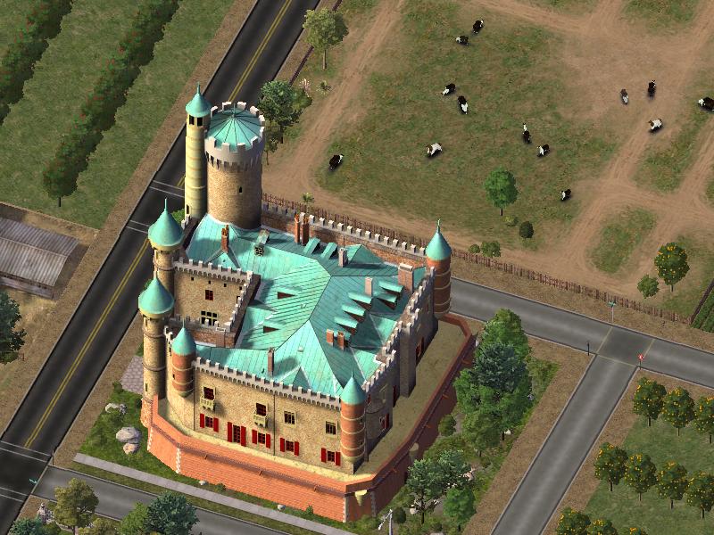 Utilisation de son bâtiment dans le jeu