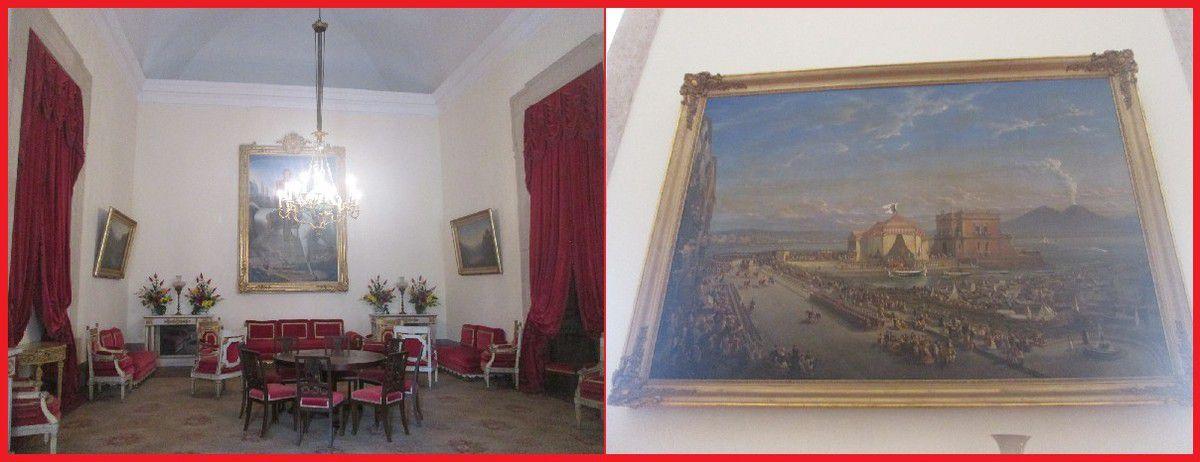 Visite du Palàcio Nacional de Mafra et sa Basilique, Partie 2 (le Palais)