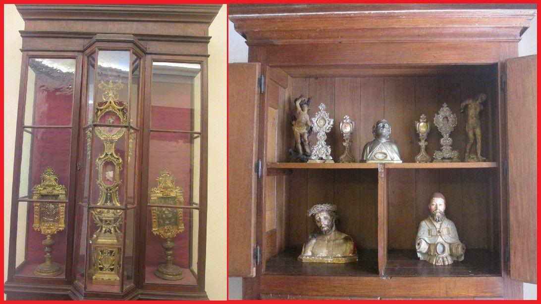Visite du Palàcio Nacional de Mafra et sa Basilique, Partie 3 (le Couvent)