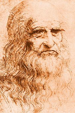 Peinture de Léonard De Vinci, Crédit photo: http://comprendrelapeinture.com/leonard-de-vinci/