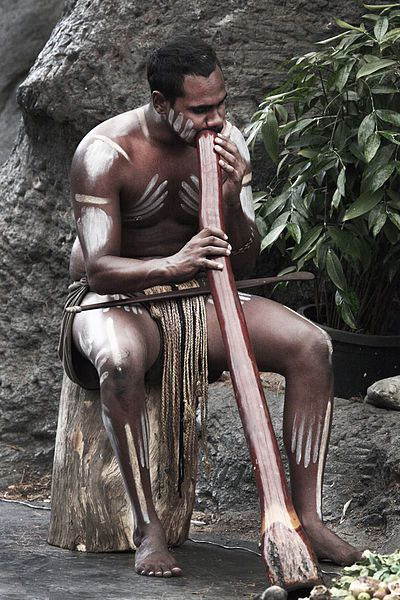crédit photo wikimedia commons Australia Aboriginal Culture