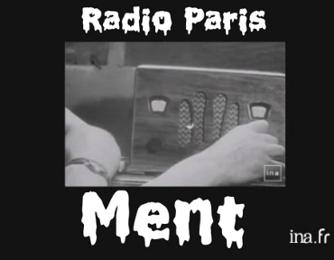Radio Paris Ment