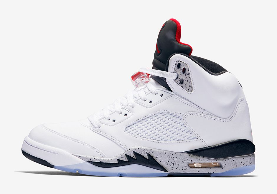 Air Jordan 5 'BlackCiment' Jordan Officiel 2015,Boutique