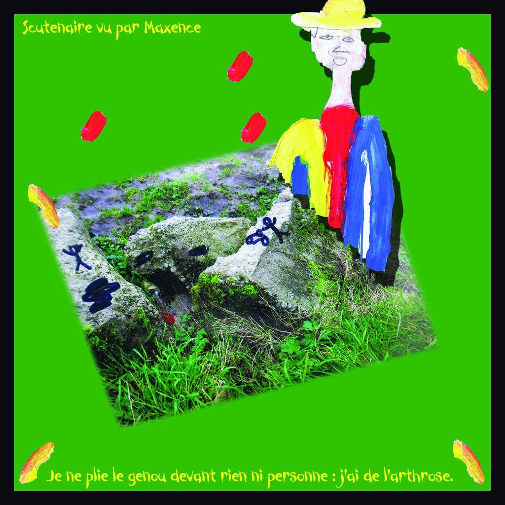 Projet Sur les traces de Magritte et Scutenaire