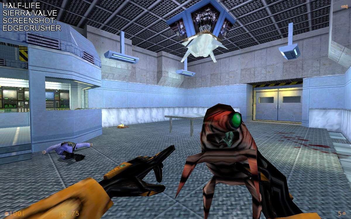 Screenshots - Half-Life (Partie 2)