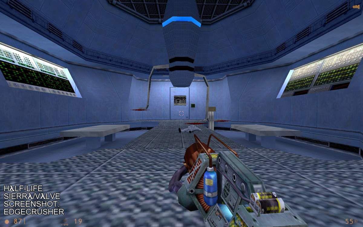 Screenshots - Half-Life (Partie 3)