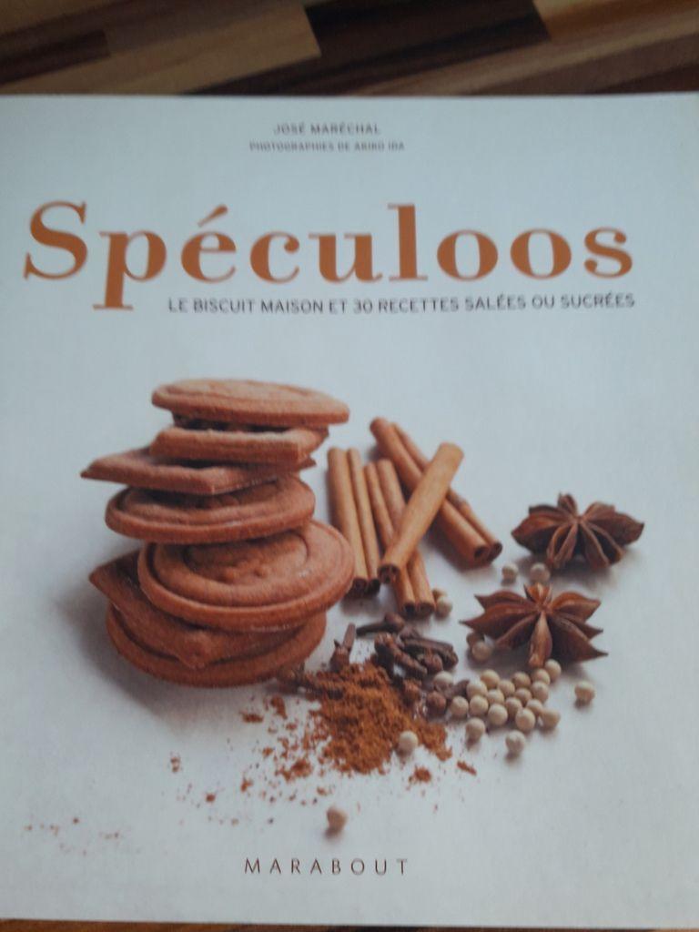 SPECULOOS le biscuit maison et 30 recettes salées ou sucrées