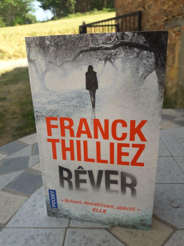 REVER De Franck Thilliez