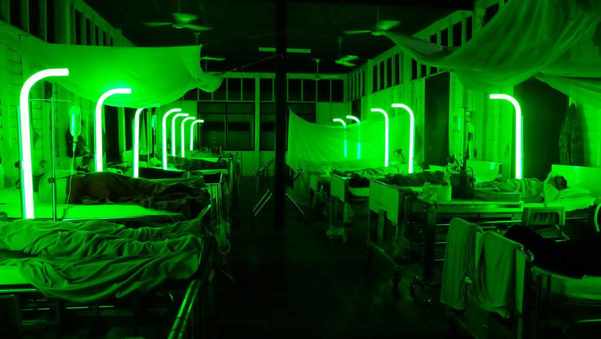 """Cemetry of Splendour"" d'Apichatpong Weerasethakul"