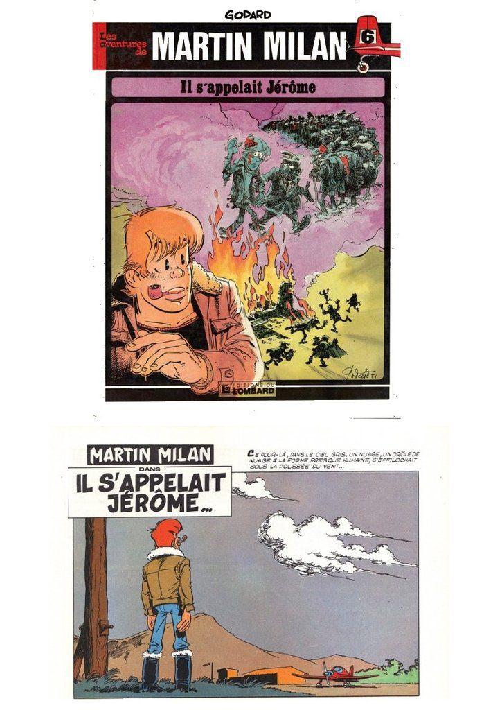 Martin Milan - Il s'appelait Jérôme - Christian Godard
