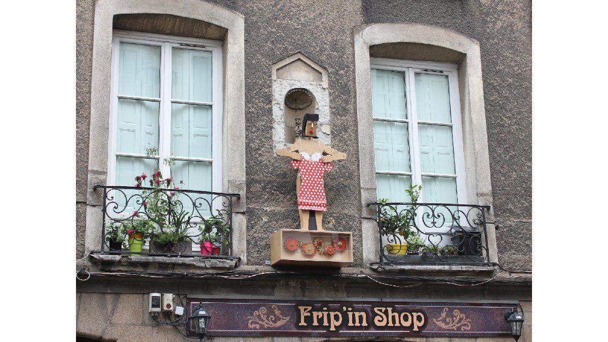 Le voyage à Nantes (le nôtre !) (3/6) : rue Maréchal Joffre, le nid... et le reste