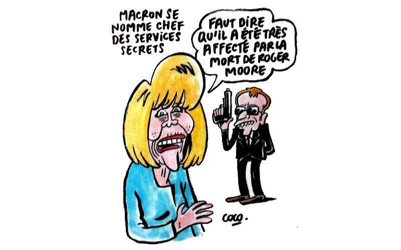 Coco - Charlie Hebdo N°1299 - Mercredi 14 juin 2017