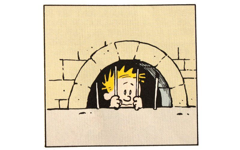 Lazy sunday book - Bill Watterson (Calvin and Hobbes)