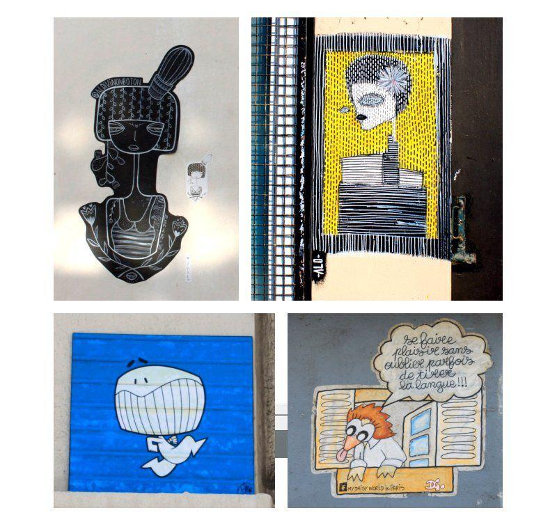 Paris, mais… (6) : street art, toujours plus