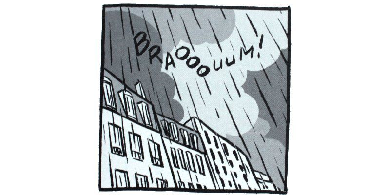 Il pleut - Jean-Philippe Peyraud