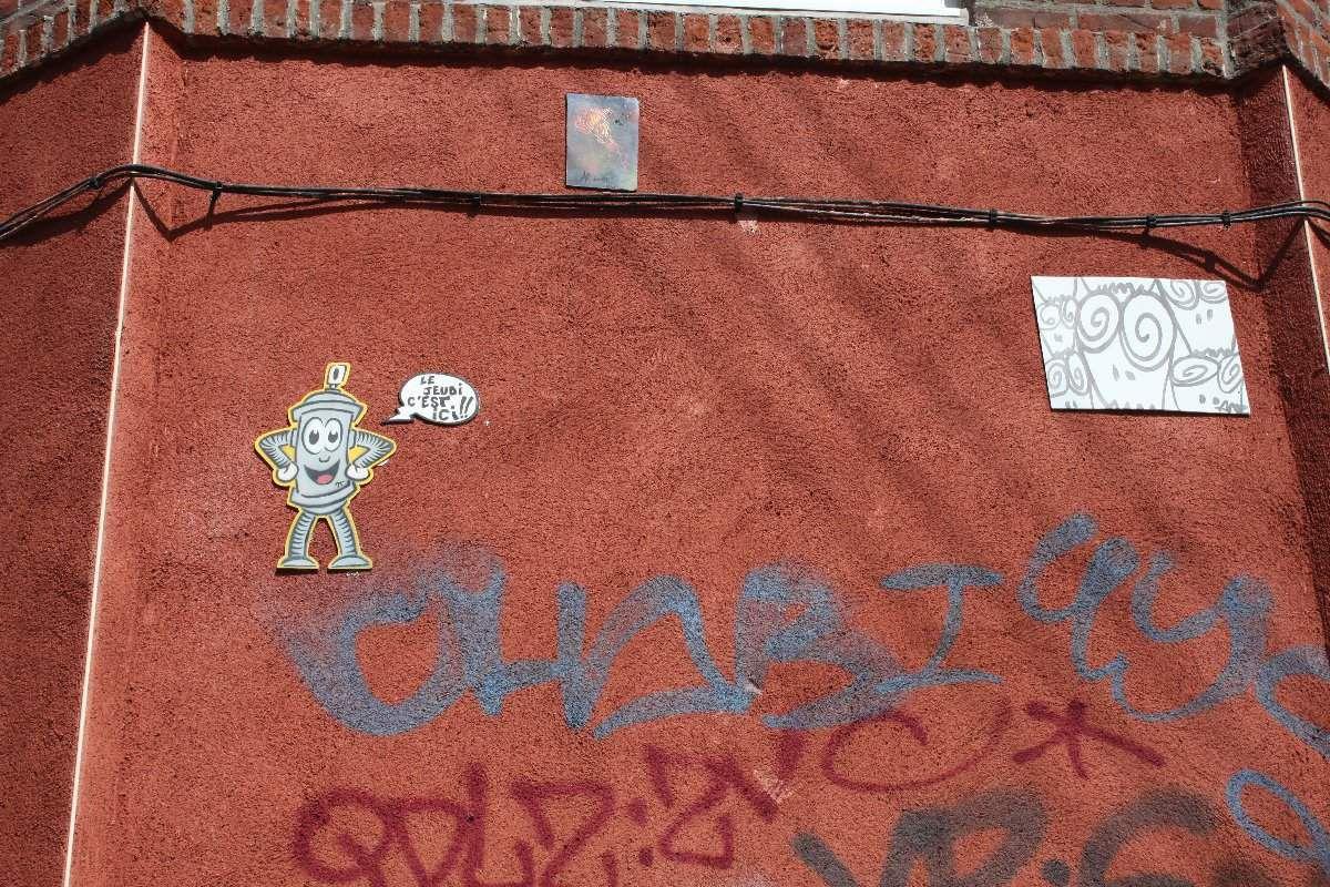 Allons à Lille, Darling ! (5) - street art