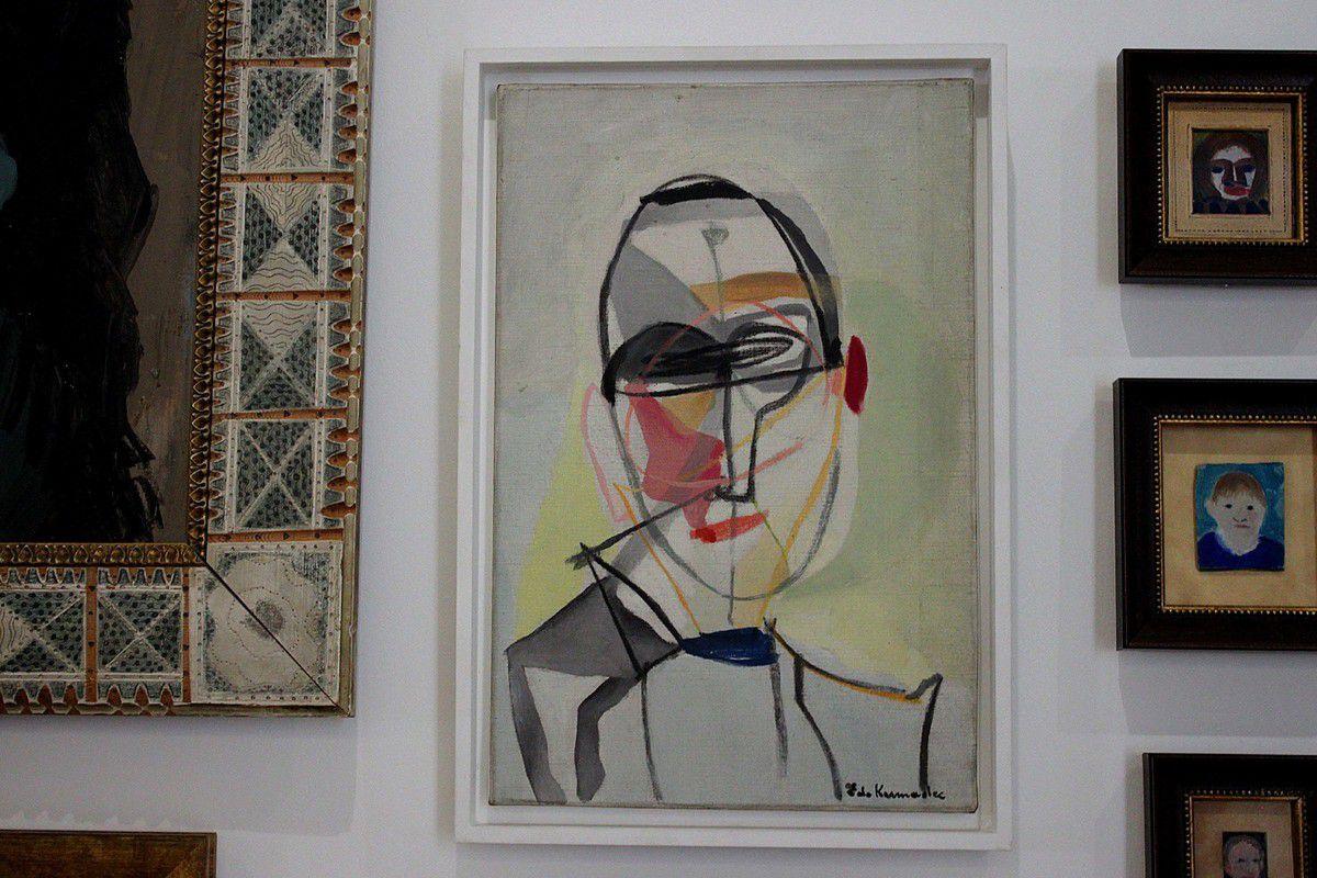 Eugène Nestor de Kermadec - Expression - 1949