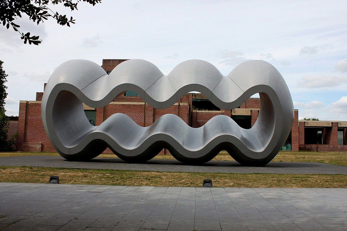 Richard Deacon - Between Fiction and Fact (1992)