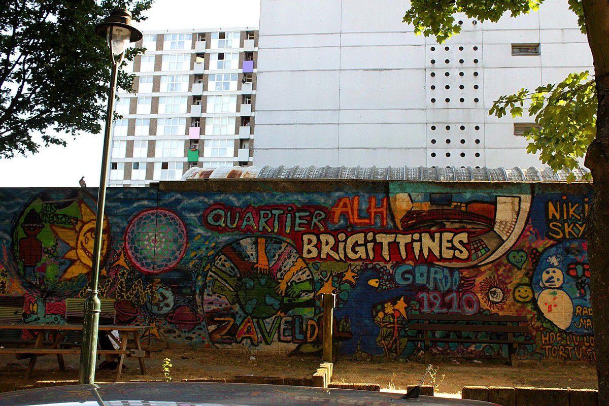 rue du Miroir (Brigittines)...