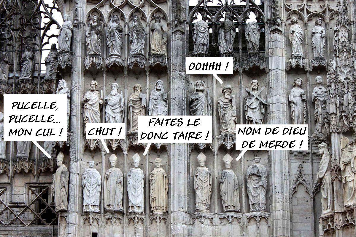 Allons à Lille, Darling ! (13) – Lille via Rouen