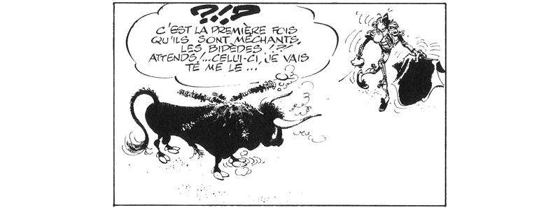 Idées noires - Franquin